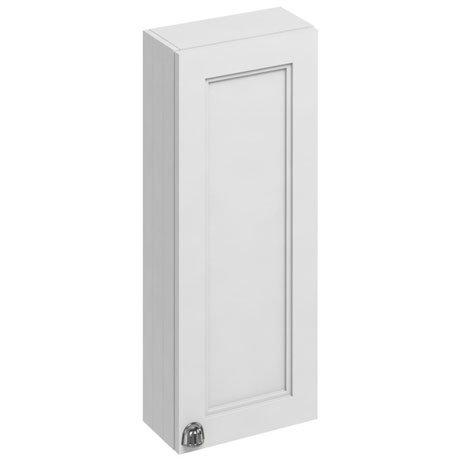 Burlington 30 Single Door Wall Unit - Matt White