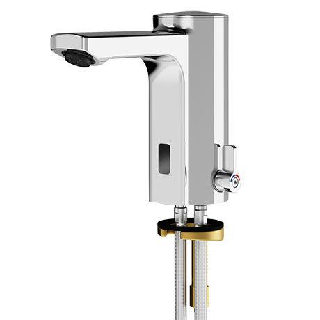 Franke F5E Electronic Pillar Mixer Tap - F5EM1001