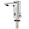 Franke F5E Electronic Pillar Mixer Tap - F5EM1001 profile small image view 1