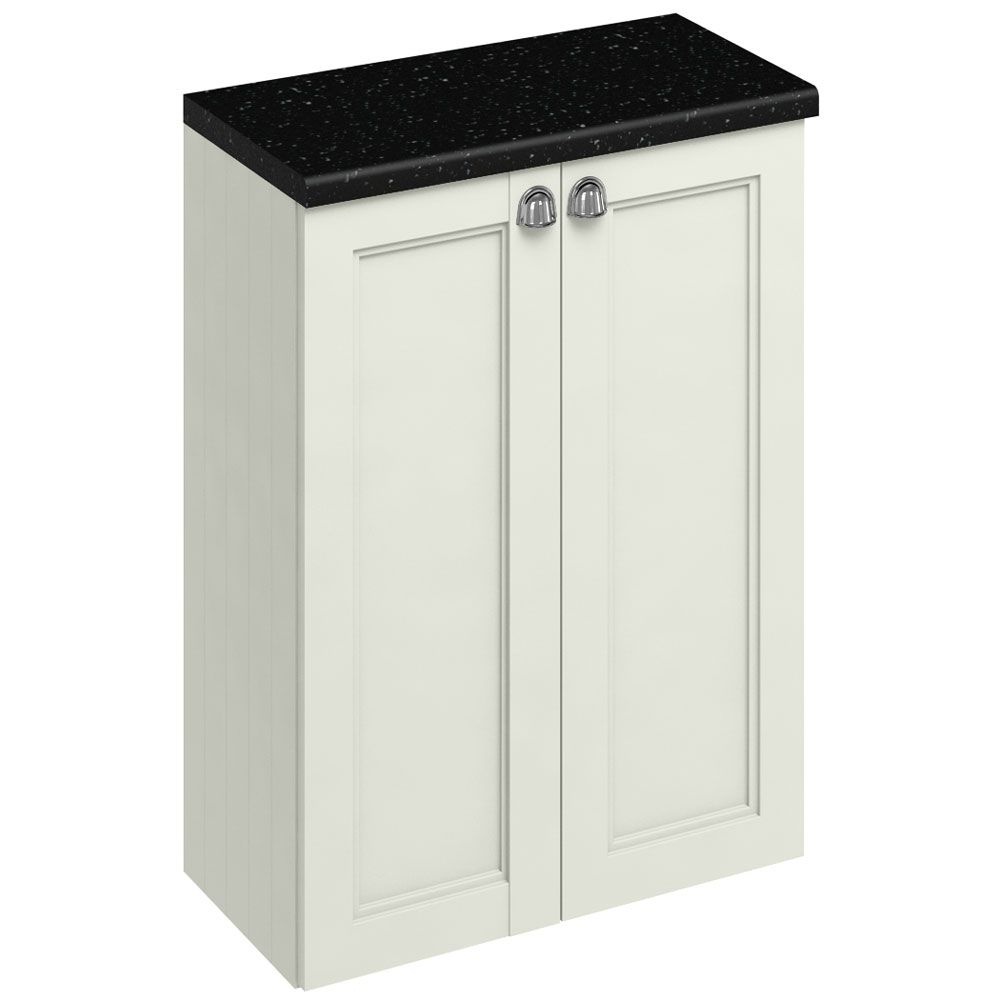 Burlington 60 2-Door Base Unit - Sand Large Image