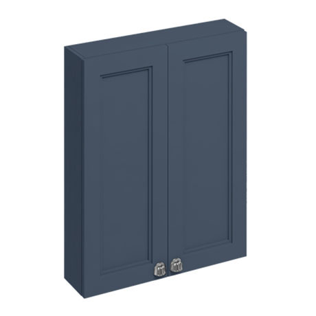 Burlington 60 2-Door Wall Unit - Blue