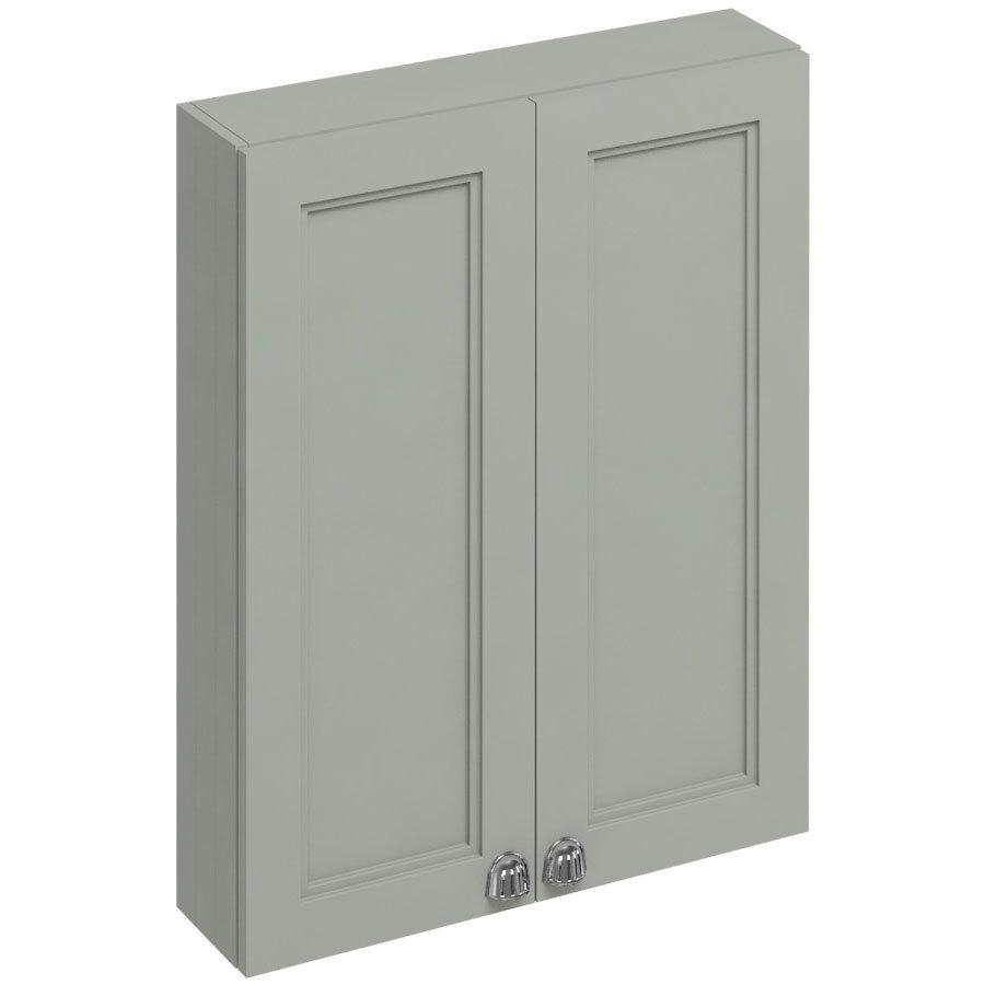 Burlington 60 2-Door Wall Unit - Dark Olive Large Image