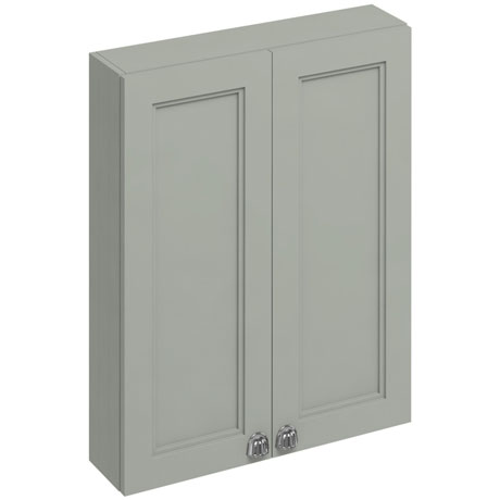 Burlington 60 2-Door Wall Unit - Dark Olive