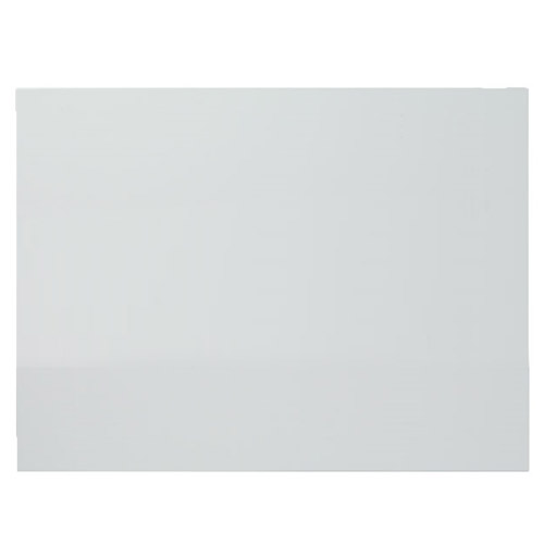 Tavistock Meridian MDF 700 Plain End Bath Panel - Gloss White - MPP3EW Large Image