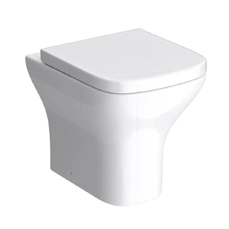 Venice Back to Wall Pan (excluding Seat)