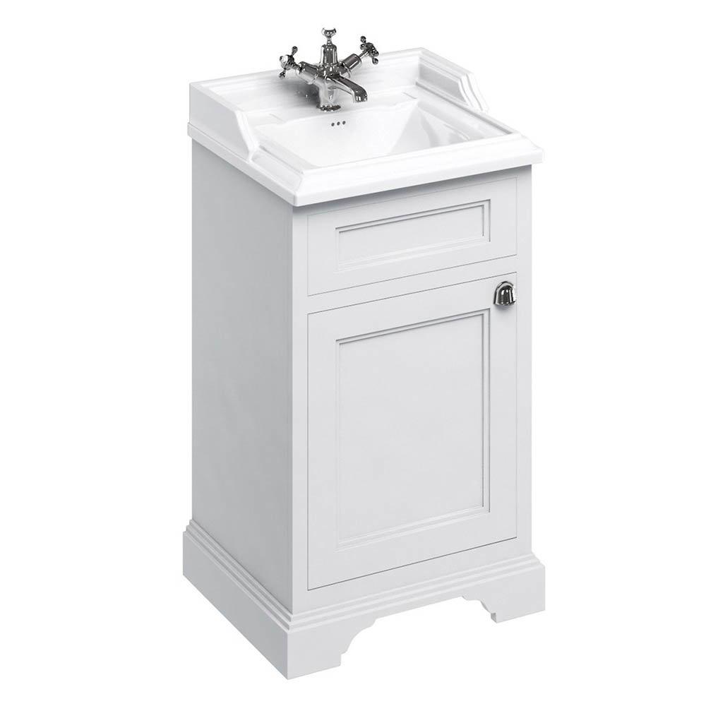 Cloakroom vanity unit and basin inverter 220v to 110v