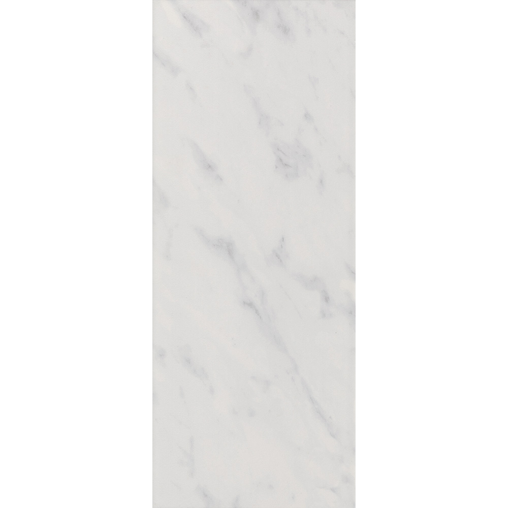 Florence Marbled White Wall Tile (Gloss - 200 x 500mm)  Profile Large Image