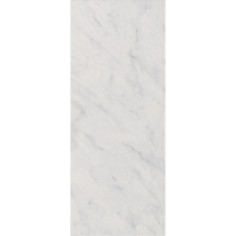 Florence Marbled White Wall Tile (Gloss - 200 x 500mm) Medium Image