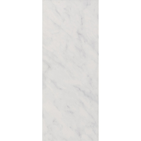 Florence Marbled White Wall Tile (Gloss - 200 x 500mm)