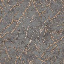 Fine Decor Marblesque Marble Charcoal & Bronze Metallic Wallpaper