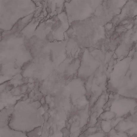 Fine Decor Marblesque Plain Marble Charcoal Wallpaper