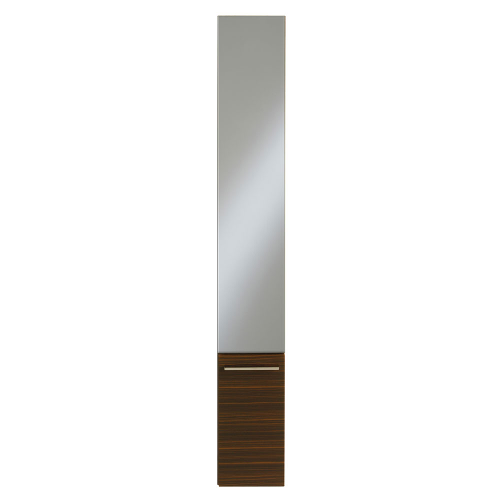 Heritage - Fresso 200mm Tall Mirror Unit - 2 Colour Options Large Image