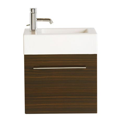 Heritage - Fresso Wall Hung Cloakroom Door Unit - 2 Colour Options