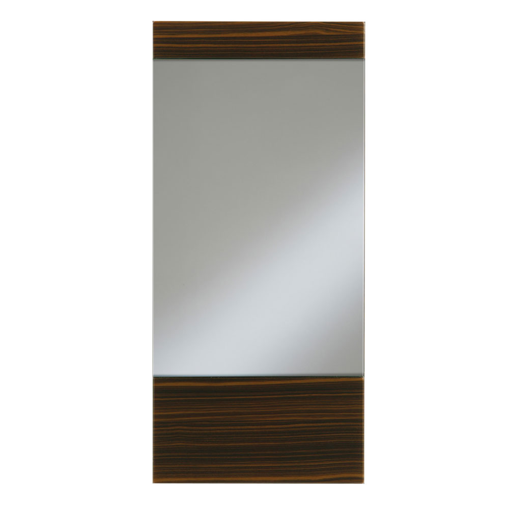 Heritage - Fresso 300mm Mirror Wall Cabinet - 2 Colour Options Large Image