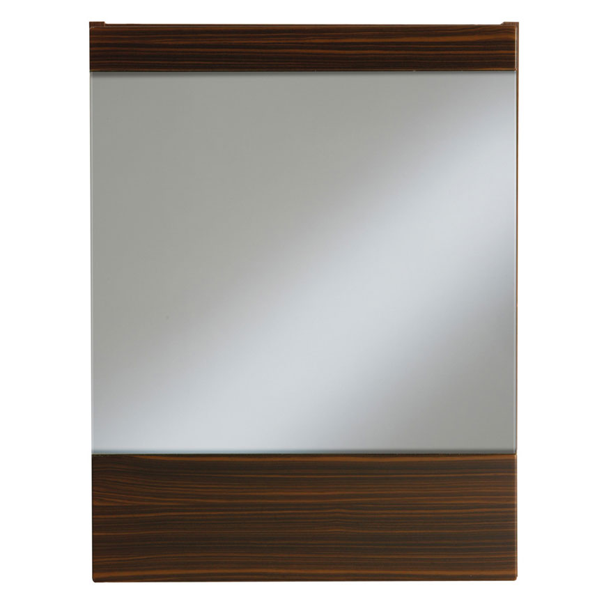 Heritage - Fresso 500mm Mirror Wall Cabinet - 2 Colour Options Large Image