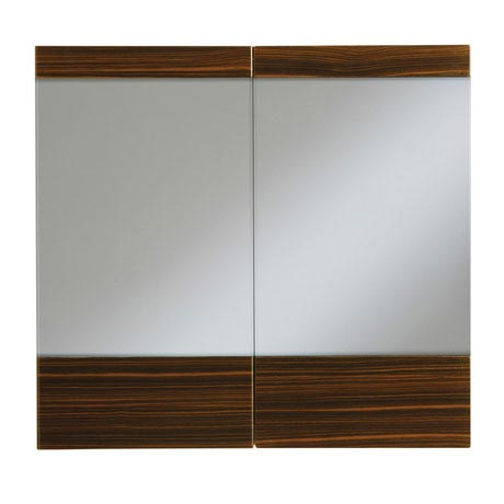 Heritage - Fresso 700mm Mirror Wall Cabinet - 2 Colour Options