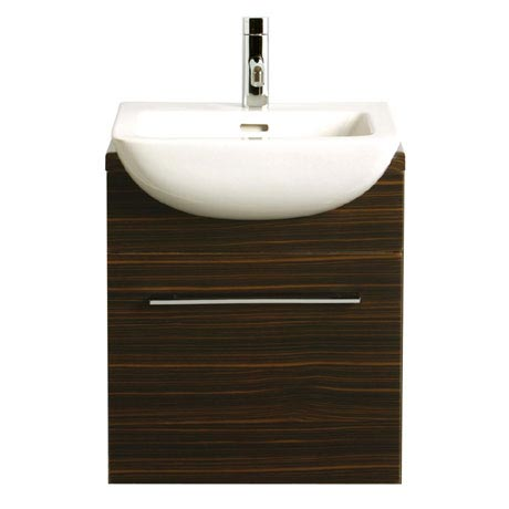 Heritage - Fresso 500mm Wall Hung Vanity Unit - 2 Colour Options