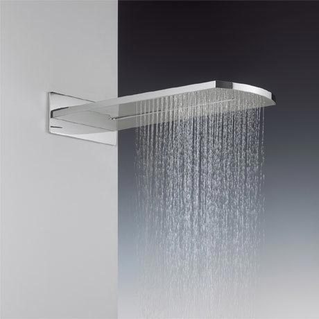 Crosswater - Elite Rectangular Fixed Showerhead - FH2000UC