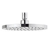 Crosswater - Central 200mm Round Fixed Showerhead - FH200C+ profile small image view 1