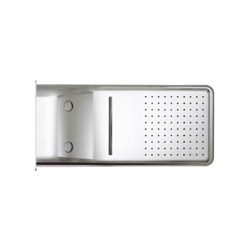 Crosswater Svelte Multifunction Shower Head and Body Jets - FH2100C profile large image view 4