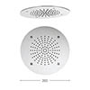Crosswater 280mm Round Recessed Shower Head - FH280C profile small image view 1
