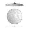 Crosswater - Contour 400mm Round Fixed Showerhead - FH617C+ profile small image view 1