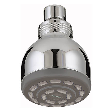 Bristan - Single Function Fixed Shower Head - FHC-CTRD01-C