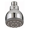 Bristan - Single Function Fixed Shower Head - FHC-CTRD01-C profile small image view 1