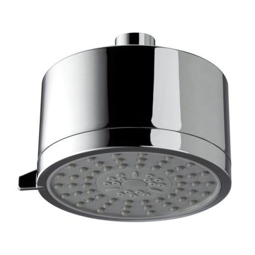 Bristan - Multi Function Fixed Shower Head - FHC-CTRD02-C profile large image view 1