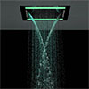 Crosswater - Rio Revive Showerhead with Lights and Double Waterfall - FHX610C profile small image view 1