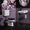 Bayswater Fitzroy Low Level Traditional Bathroom Suite profile small image view 1