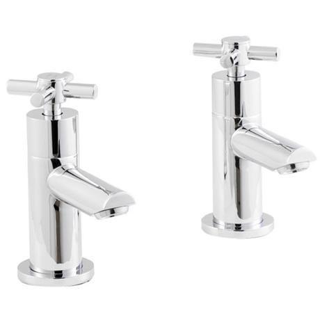 Series 1 bath taps chrome fj302 at victorian plumbing uk for Chatsworth bathroom faucet parts