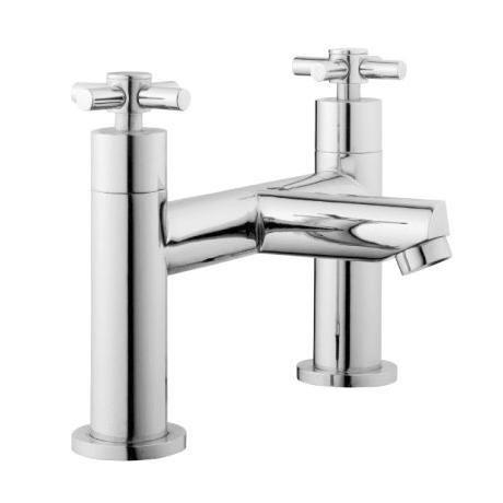 Ultra Series 1 Bath Filler - Chrome - FJ303