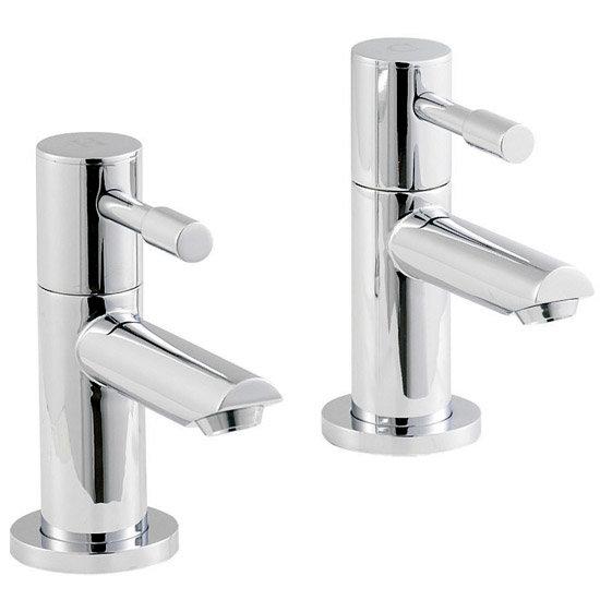 Ultra Series 2 Basin Taps - Chrome - FJ311 Large Image
