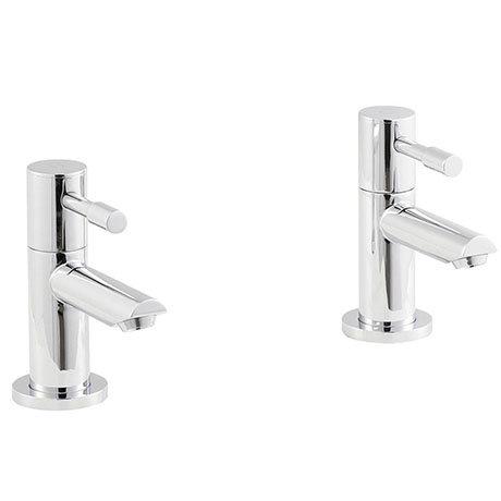 Nuie Series 2 Basin Taps - Chrome - FJ311