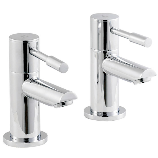 Ultra Series 2 Bath Taps - Chrome - FJ312 Large Image