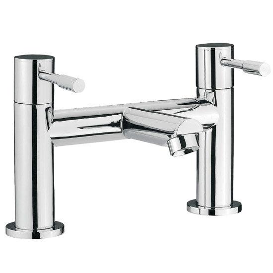 Ultra Series 2 Bath Filler - Chrome - FJ313 Large Image