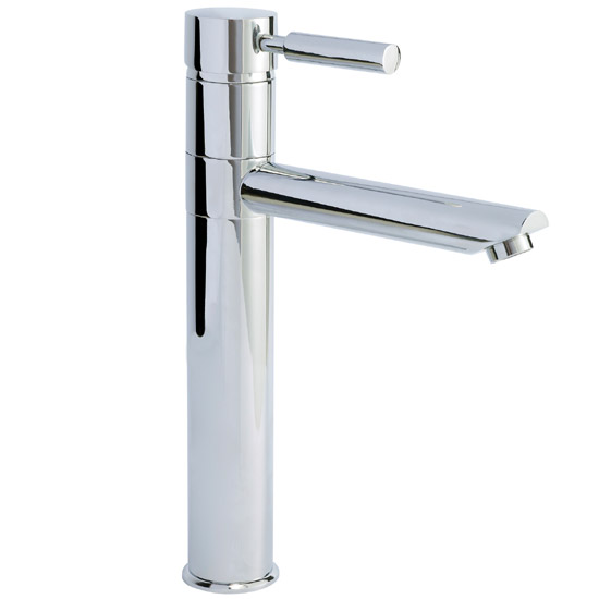 Ultra Series 2 High Rise Mixer Tap with Swivel Spout - Chrome - FJ319 Large Image