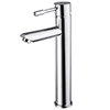 Nuie Series 2 High Rise Basin Mixer Tap - Chrome - FJ319 profile small image view 1
