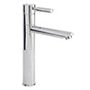 Ultra Series 2 High Rise Mixer Tap with Swivel Spout - Chrome - FJ319 Small Image