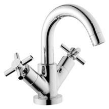 Ultra Series 1 Mono Basin Mixer with Swivel Spout - Chrome - FJ365 Medium Image