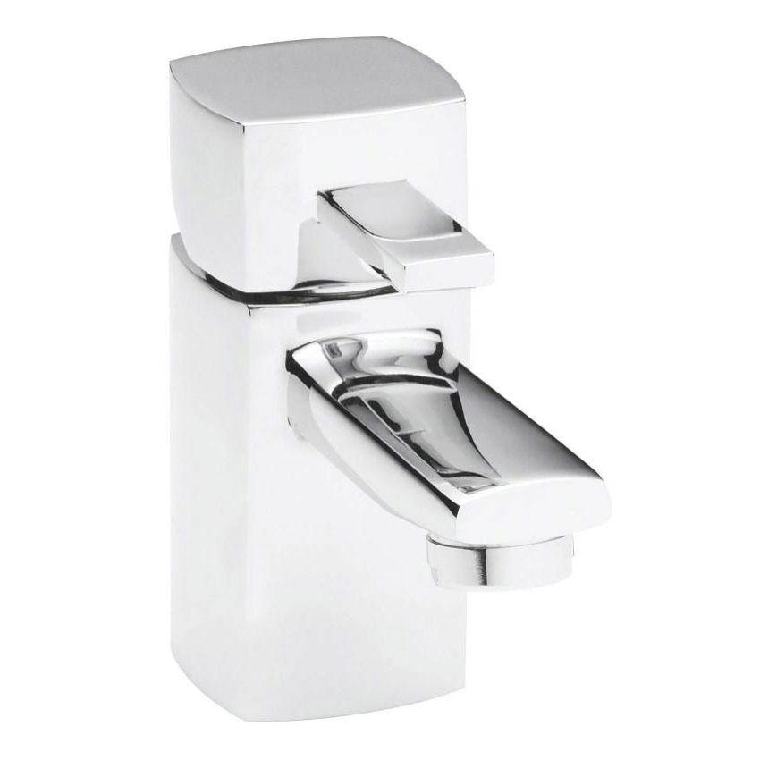 Hudson Reed Muse Mini Mono Basin Mixer - Chrome - FJ395 Large Image