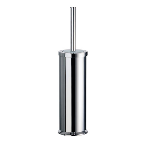 Smedbo Outline Freestanding Toilet Brush - Polished Chrome - FK103