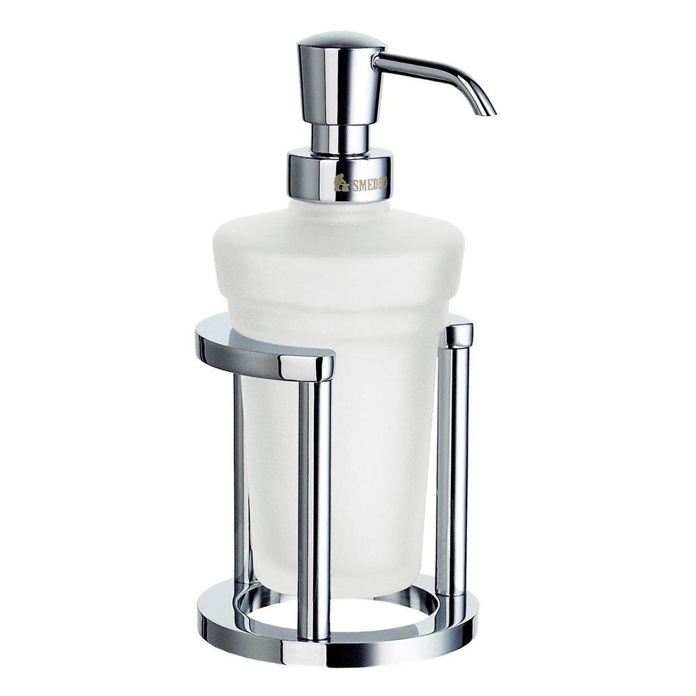 Smedbo Outline Freestanding Soap Dispenser - Polished Chrome - FK201 Large Image
