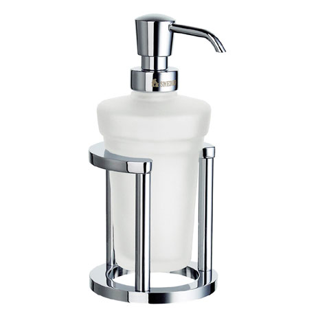 Smedbo Outline Freestanding Soap Dispenser - Polished Chrome - FK201