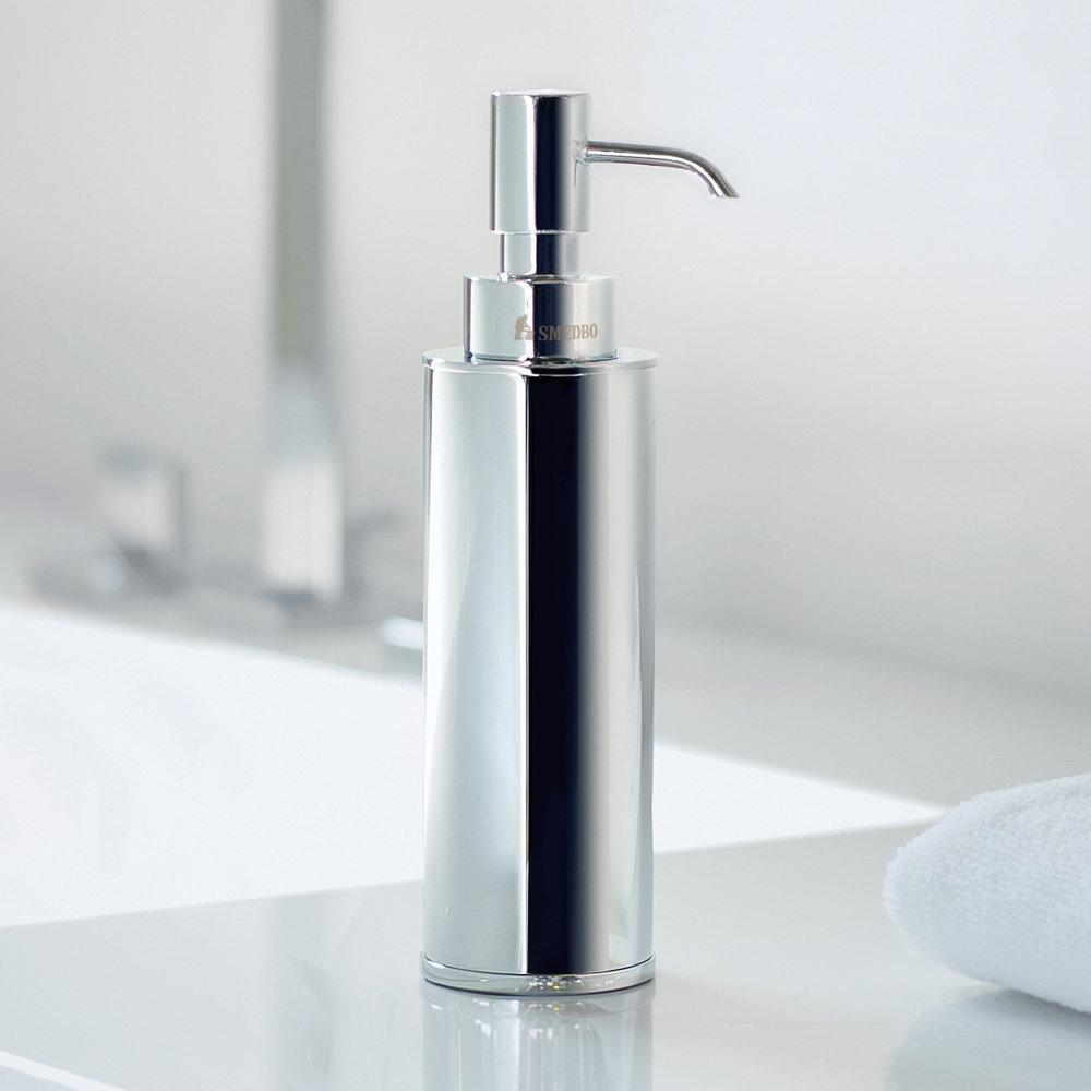 Smedbo Outline - Polished Chrome Soap Dispenser - FK254 profile large image view 2