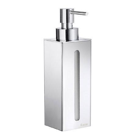 Smedbo Outline Wall Mounted Soap Dispenser - Polished Chrome - FK257