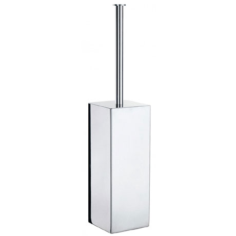 Smedbo Outline Lite Square Freestanding Toilet Brush - FK601