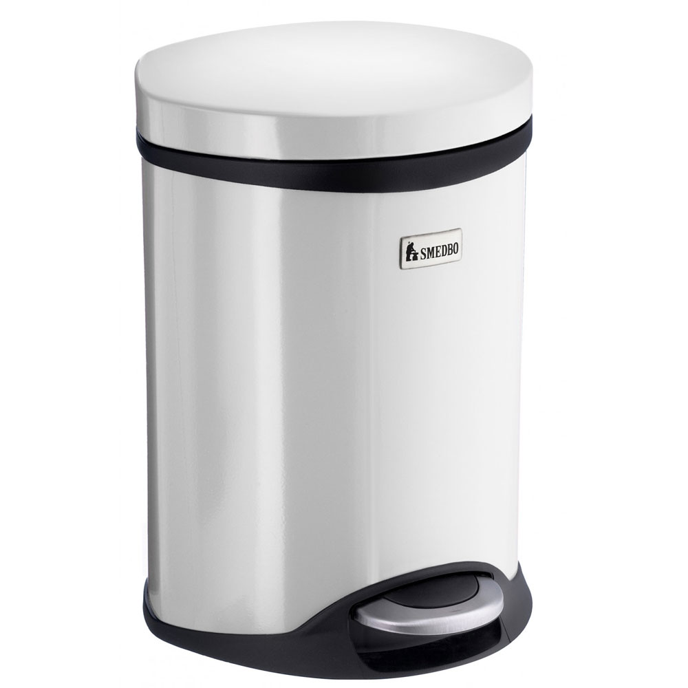 Smedbo Outline Lite 6 Litre Pedal Bin - Various Colours Large Image