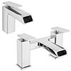 Flare Modern Tap Package (Bath + Basin Tap) profile small image view 1
